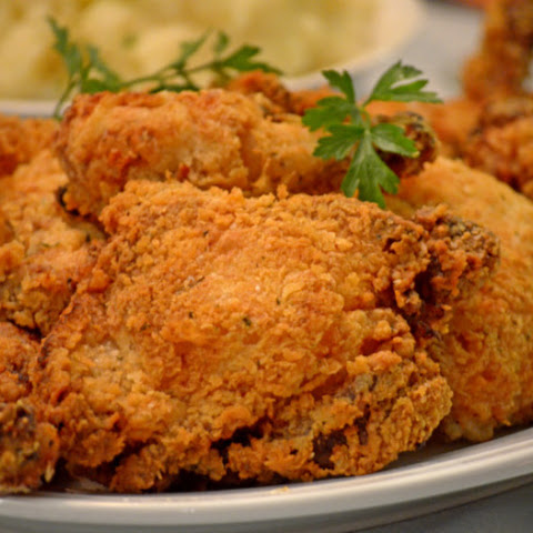 Oven-fried Buttermilk Chicken