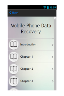 Mobile Phone Data Recovery Tip - screenshot
