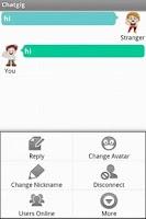 Screenshot of ChatGig