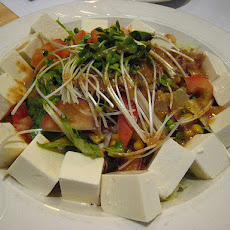 Curried Tofu Salad
