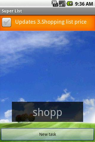【免費生產應用App】Super To do List-APP點子