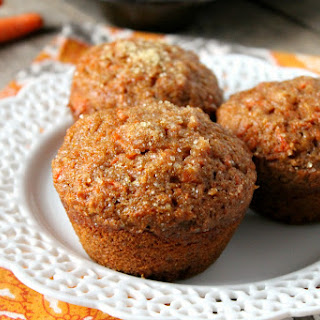 Whole Wheat Carrot Muffins Recipes