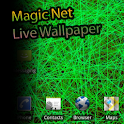 Magic Net Live Wallpaper