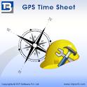 GPS TimeSheet icon