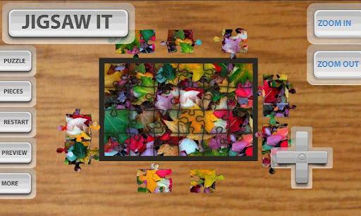 Jigsaw It Free