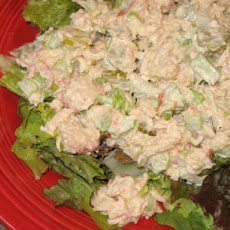 Linda's Lobster Salad Supreme