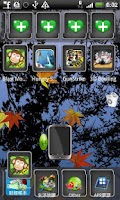 Screenshot of AndQ(多工能力、類隱藏桌面、APP分類和刪除、快速啟動)