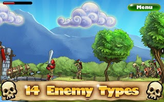 Screenshot of Besieged 2 Free Castle Defense
