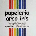 Arcoiris Stationery