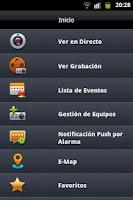 Screenshot of Pegaso Plus