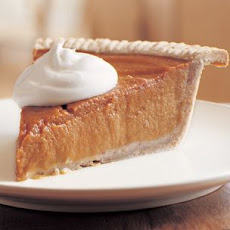 Brown Sugar Pumpkin Pie with Toasted Pecan Crust