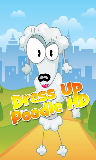 Dress Up Pet Poodle