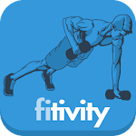 Dumbbells Training Program APK Image