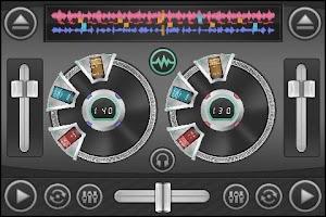 Screenshot of DJ