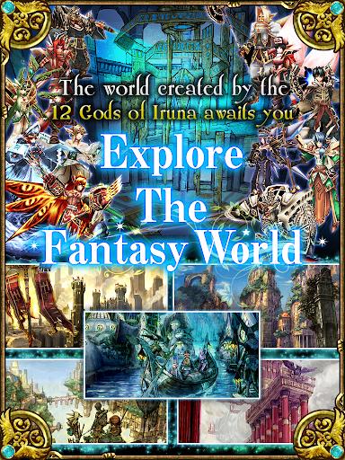 RPG IRUNA Online MMORPG - screenshot