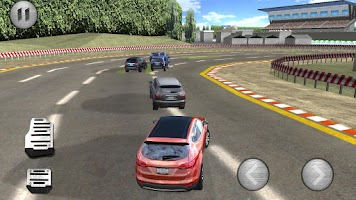Screenshot of SUV Racing 3D Car Simulator