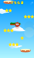 Screenshot of Fluffy Jump