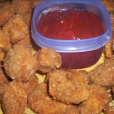 Taco Chicken Nuggets