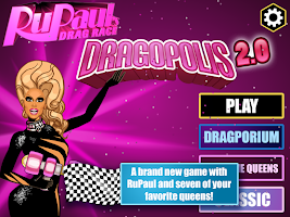 Screenshot of RuPaul's Drag Race: Dragopolis