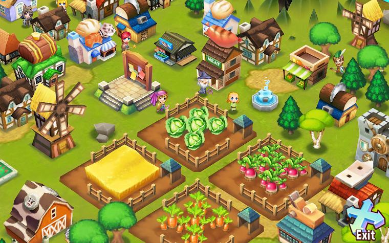 Adventure Town Screenshot