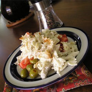 Macaroni Salad With Ranch Dressing Recipes