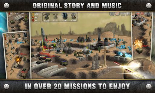 Total Defense 3D - screenshot