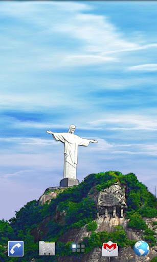Rio Live Wallpaper - Corcovado