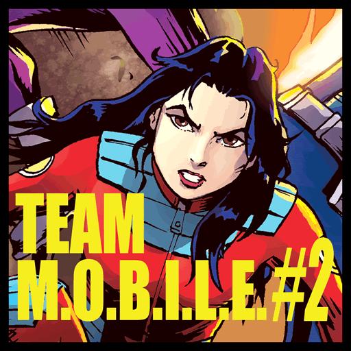 Team M.O.B.I.L.E #2 LOGO-APP點子