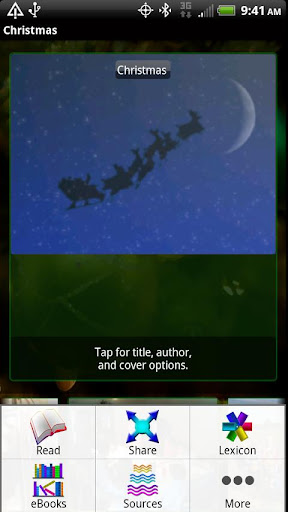 Christmas Instebook