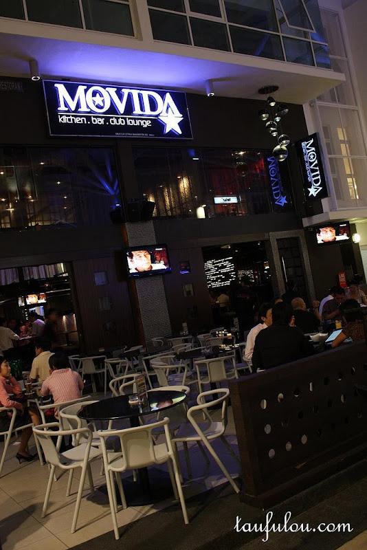 Modiva kitchen bar and club longue movida malaysia for Food bar kota damansara