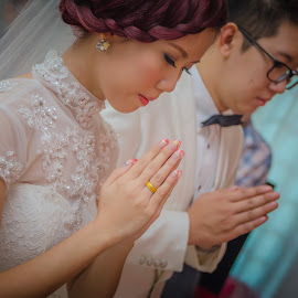 by Newson Leong - Wedding Ceremony