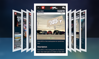 Screenshot of Drift Racing Games