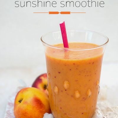 Vitamix Sunshine Smoothie