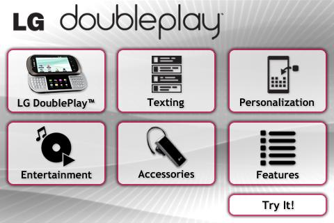 DoublePlay C729 In-Store Demo