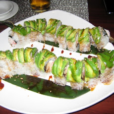 Caterpillar Roll - Sushi