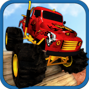 3D Monster Truck Driving For PC / Windows 7/8/10 / Mac – Free Download