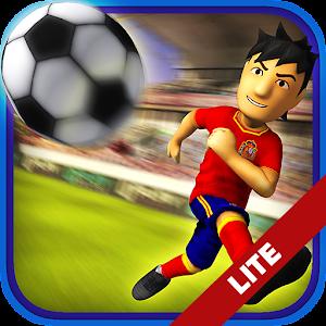 Cover art Striker Soccer Euro 2012