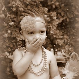 Blow a kiss ...  by Desiree Havenga - Babies & Children Children Candids