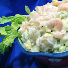 Shrimp and Potato Salad
