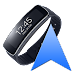 Gear Fit Navigation Icon
