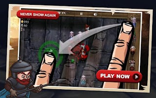 Screenshot of Vikings vs Zombies FREE