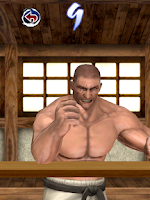 Screenshot of Boxing vs. Arm Wrestling U