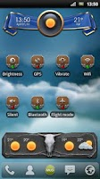 Screenshot of MLG Medieval Widget Theme