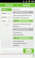 Screenshot of Komunikator FunSkan
