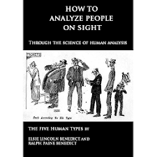 How to Analyze People (book)