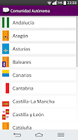 Screenshot of Calendario Laboral 2015 España