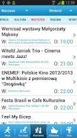 Screenshot of Rozrywka NaszeMiasto