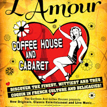 L'Amour. Coffee House and Cabaret