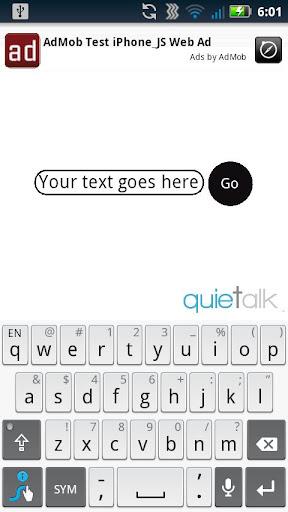 Quietalk
