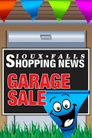 Screenshot of Sioux Falls Garage Sales